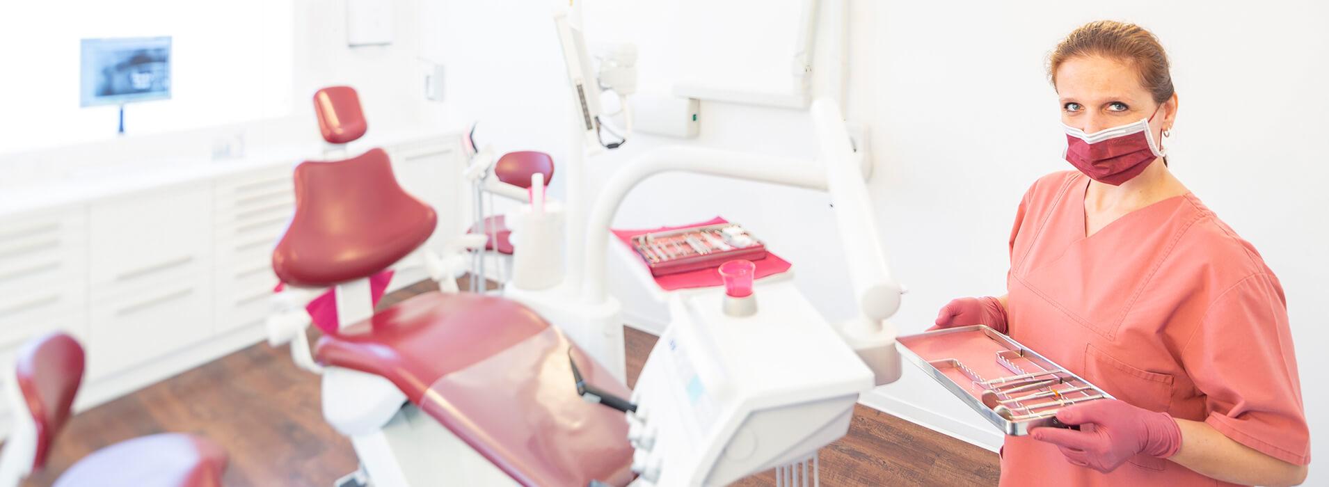 Zahnarztpraxis Mülheim an der Ruhr - Zahnärzte Kaisertraße Bild 4