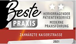 Beste Praxis 2021